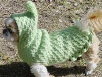 フード付セーター for シーズー