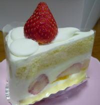 レーブドゥシェフのショートケーキ